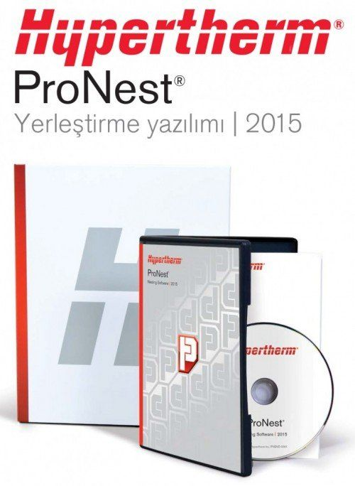 Nesting softwares, FastCAM, Pronest, Omniwin
