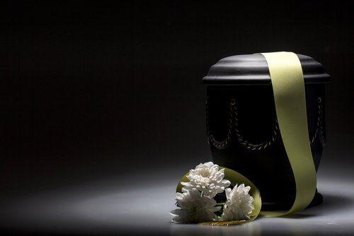 urna per cremazione