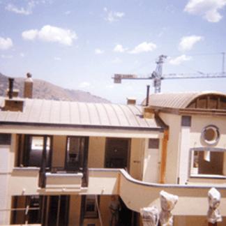 impianti di condizionamento d' aria per l' edilizia