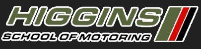 Higgins School Of Motoring company logo