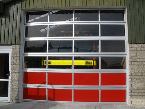 Sectional doors in Coromandel