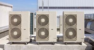 Air conditioning for storage units in Cincinnati