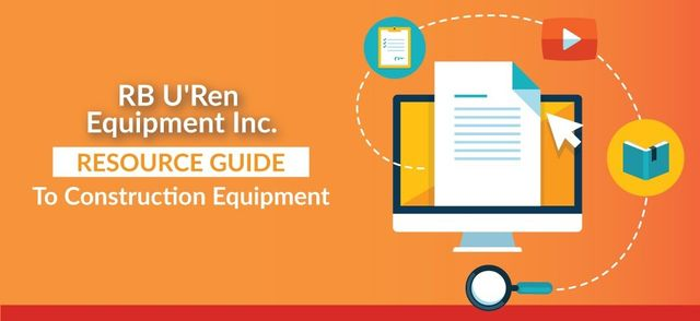 A Resource Guide To Construction Equipment