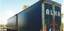 materiale antirapina per teloni camion trasporti