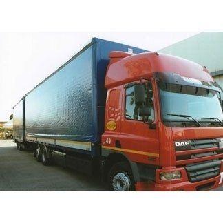 camion con telone antirapina