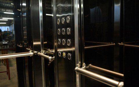 تصميم مصعد