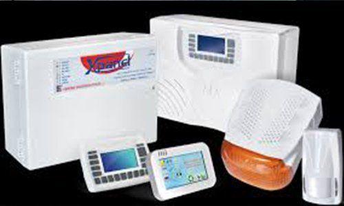 Sistemi di sicurezza, sistemi di allarme e sistemi antifurto.