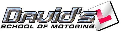 David's School of Motoring logo