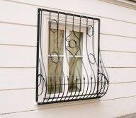 grate, serramenti in ferro, finestre in alluminio