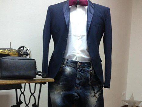 Showroom pantaloni e giacche da uomo a Melito di Napoli, NA