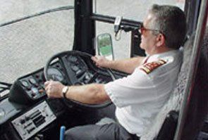dalroy bus driver