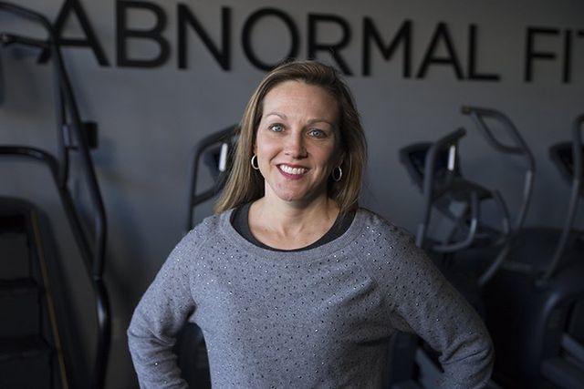 Kari Muller, certified group fitness training in Bentonville, AR