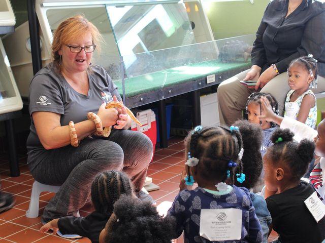 Field trip, bristol ct, children's museum