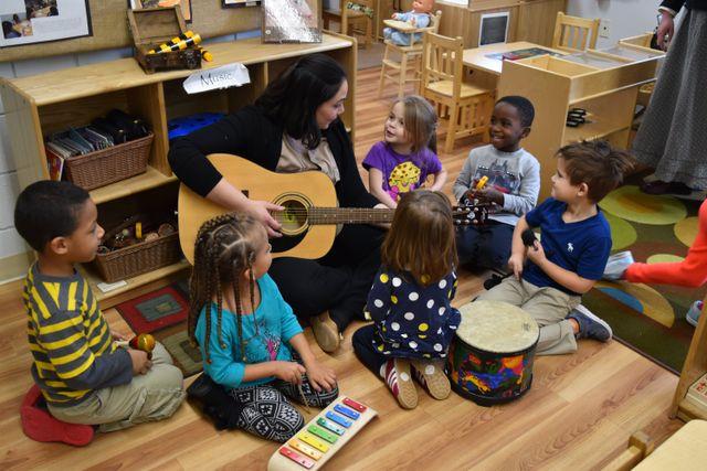 Preschools in Bristol CT