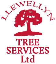 Llewellyn Tree services Ltd logo