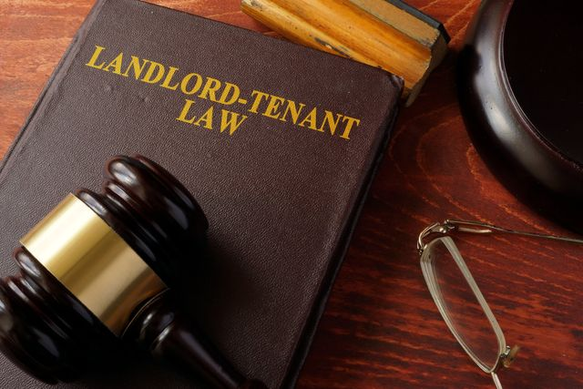 Landlord And Tenant Where Tenant Defaults Under A Lease