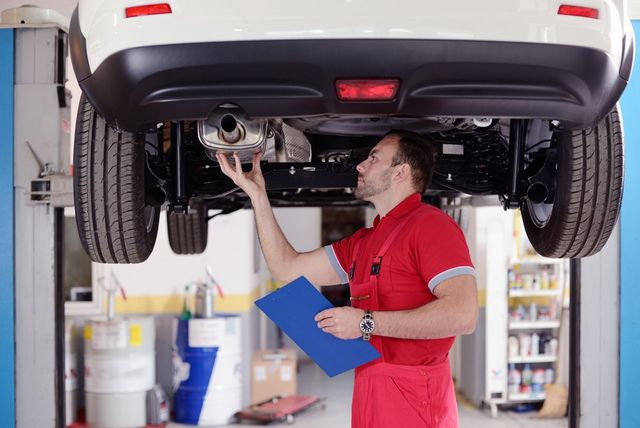 Exhaust Systems & Repair   Lancaster, PA   B And J