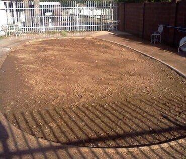 Swimming Pool Demolition - Phoenix, AZ   Imperial Excavating LLC