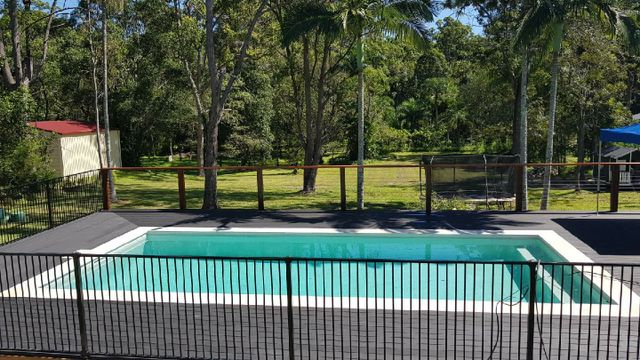 Pool Fencing Townsville Slat Security Fencing Townsville
