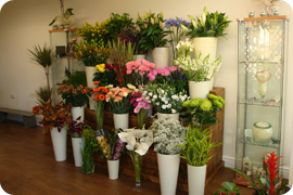 Funerals - Mansfield - The Flower Stop - Floral Arrangements