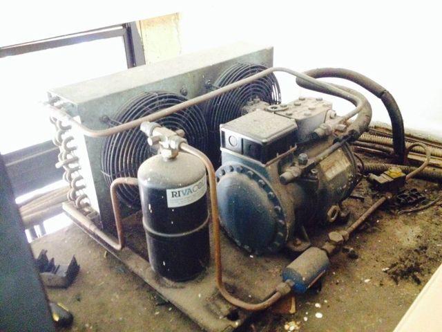 impianto di refrigerazione industriale a Capaci