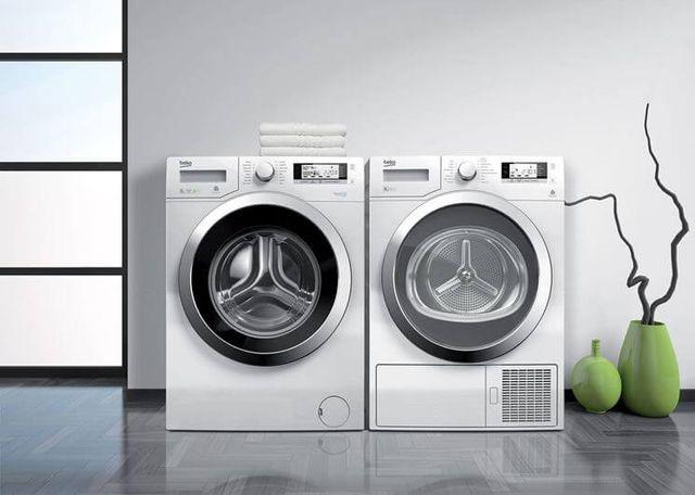 lavatrice e lavasciuga