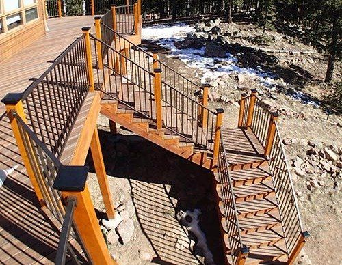Custom built decks by experts in Denver, CO