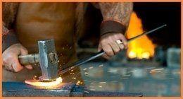 produzione manufatti in acciaio