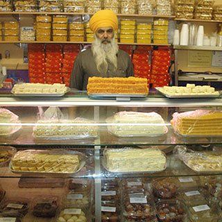 indian sweet shop