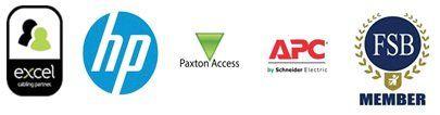 Association and brand logos