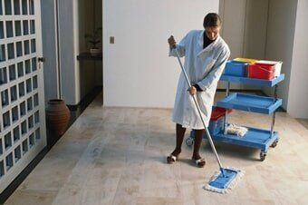 Commercial Floor Cleaning New York Signature Cleaning