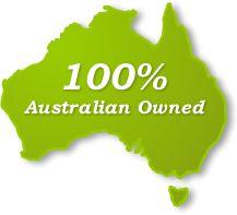 100% Australian owned