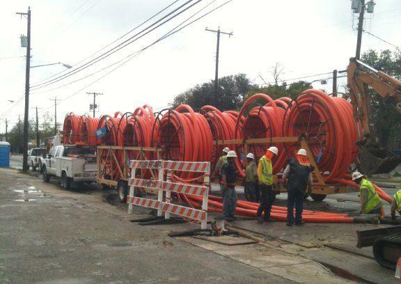 Boring Services   San Antonio, TX   Bartek Construction Company
