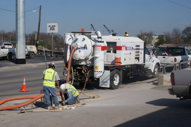 Potholing Services | San Antonio, TX | Bartek Construction Company