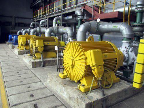 Motori elettrici di pompe d'acqua