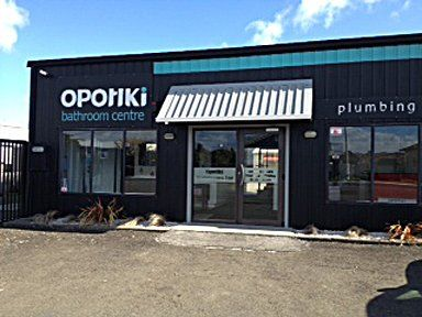 Opotiki drainlayers store front