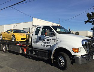 Cal Expo Towing - Home