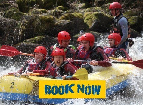 Book white water Rafting Full Session