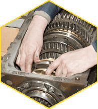 manual gearbox services