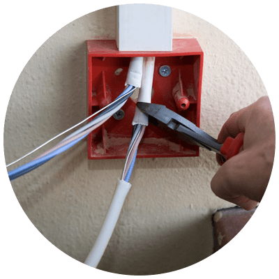 fire alarm repairs