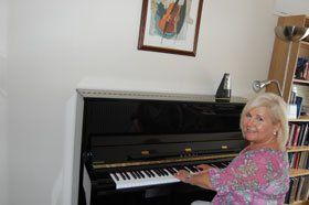 Piano Tuition - Giltbrook, Nottinghamshire - Josephine Marsh Piano Tuition - Piano