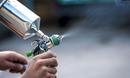 vehicle spray