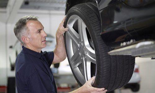 wheel fittings