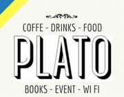 PLATO CAFE' - LOGO