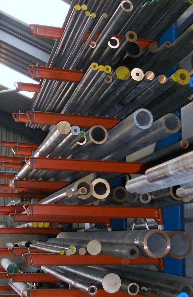 bronze round and tubes uk