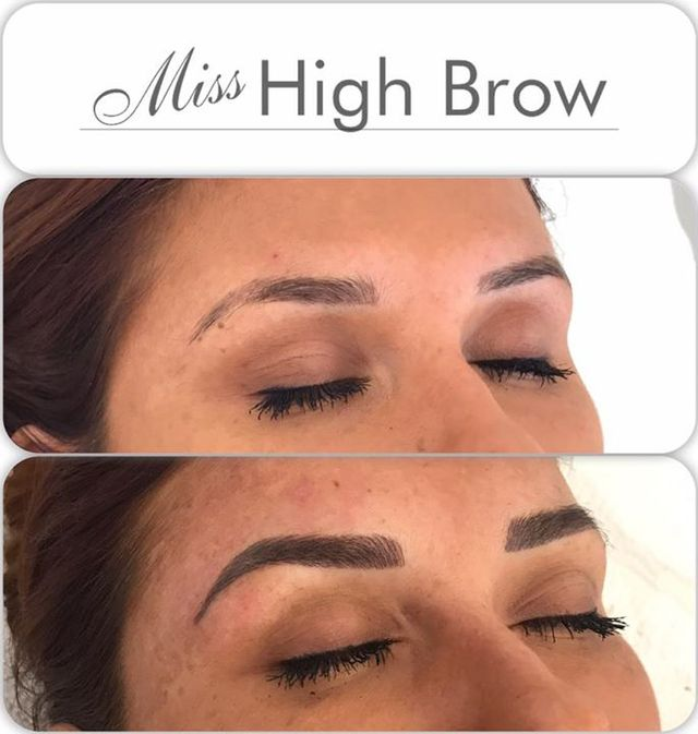Semi Permanent Makeup In Darlington Miss High Brow