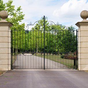 Metal gates and security grills in West Bromwich