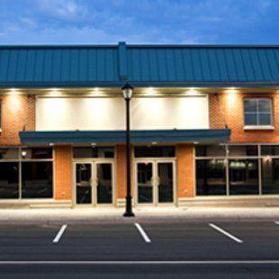 Custom-built shopfronts