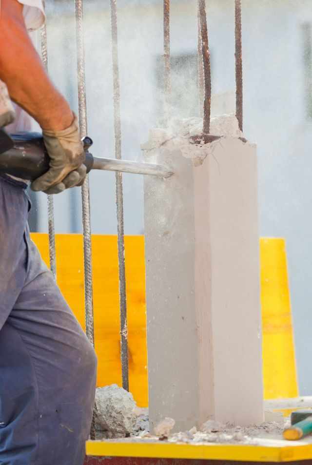 Demolition services in Cincinnati, OH focus on safety and quality
