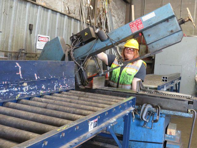 Metal fabrication services in Cincinnati, OH